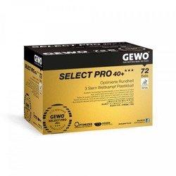 Piłki Gewo Select Pro 40+ *** - 72 szt. ABS
